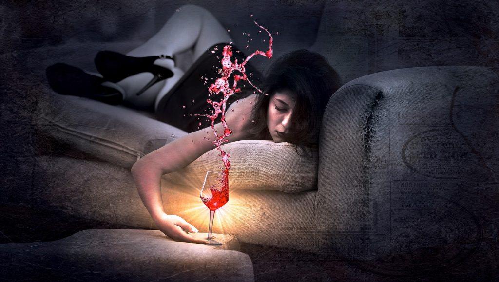 Relationships in grad school require love, patience, sleep, and perhaps some wine