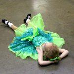 Angelina Ballerina Tap Dancer