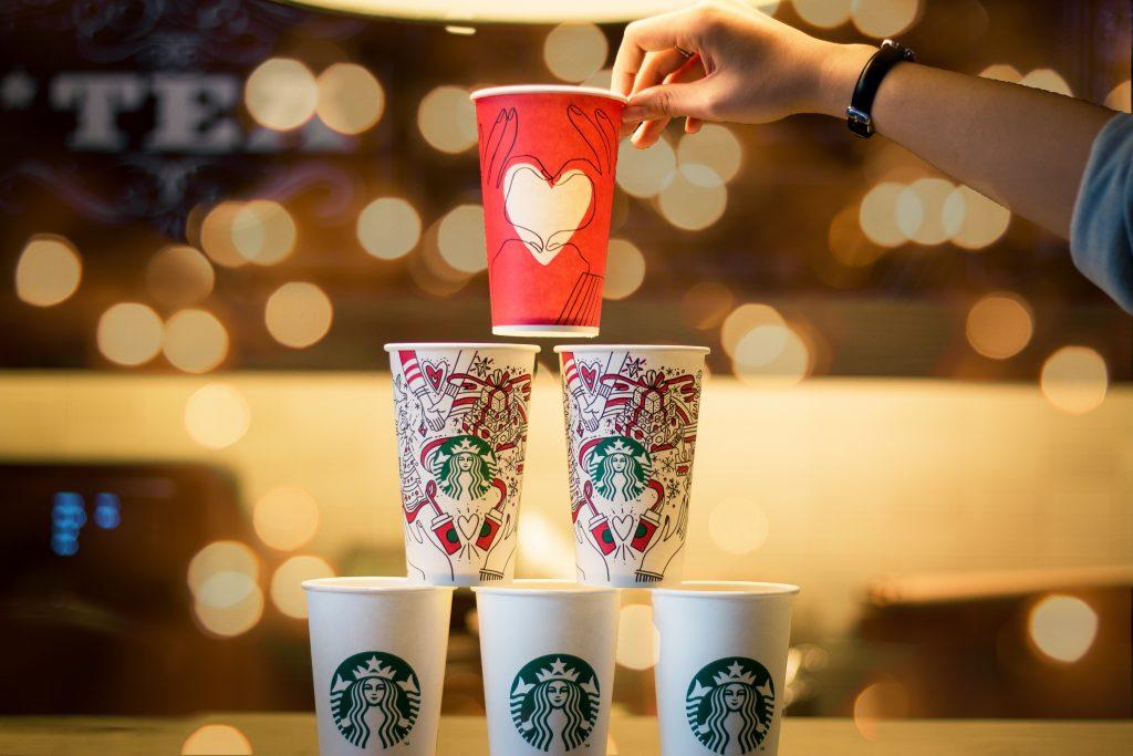 Saving money at Starbucks