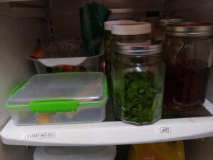 Produce jars