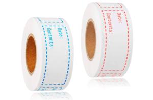 Kitchen essentials-2 rolls of freezer labels